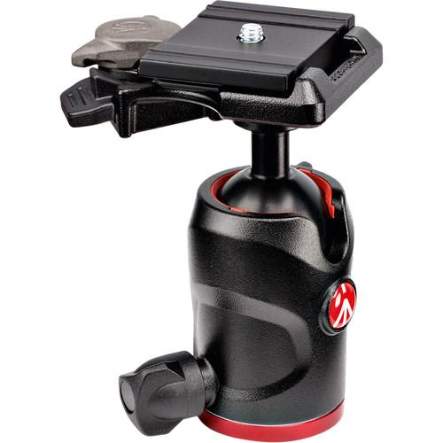 MANFROTTO MH494-BH [494 center ball head with quick release 200PL-Pro plate [RC2 & Arca-Swiss compatible]]