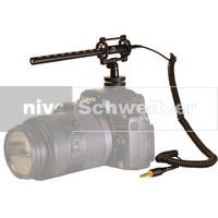 OP=OP QUE AUDIO DSLR-Video Microphone Kit nu van € 269.00 voor