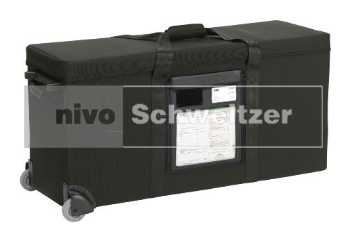 OP=OP TENBA 634-144 aircase Large Lighting case w/wheels nu van € 849.- voor