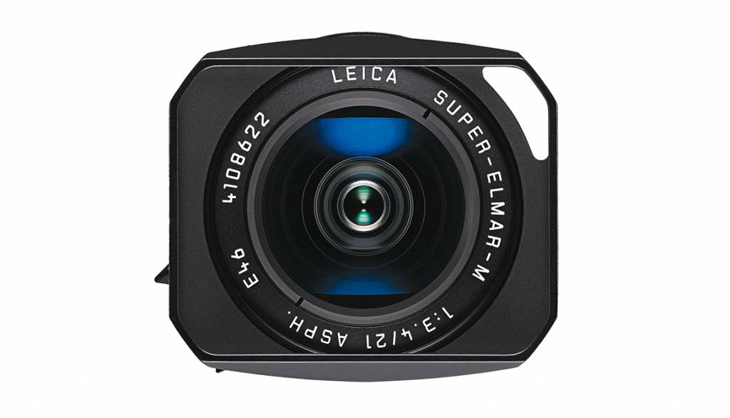 LEICA 11145 Super-Elmar-M 21mm/3.4 ASPH. [black anodized finish]   E46