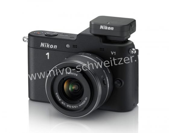 NIKON 1 series  GP-N100 GPS unit zwart