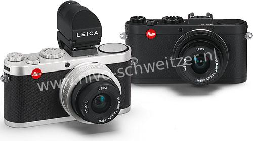 LEICA 18452 X2 body silver chrome anodized