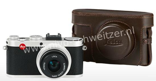 LEICA 18754 ever ready case [Leica X2] (N.M.L.)
