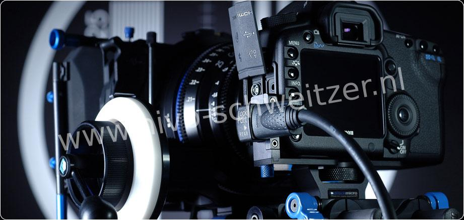 LockPort5 Rear Kit RedRock Micro DSLR Baseplate/Canon 5D (excl.RedRock Micro 3-043-0002)