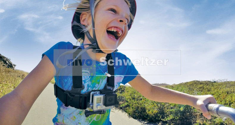 GOPRO chest mount harness junior [all GoPro cameras] [DGMCACHMJ-301]