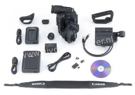 CANON EOS C300 PL digital cinema camera Full HD - PL-mount