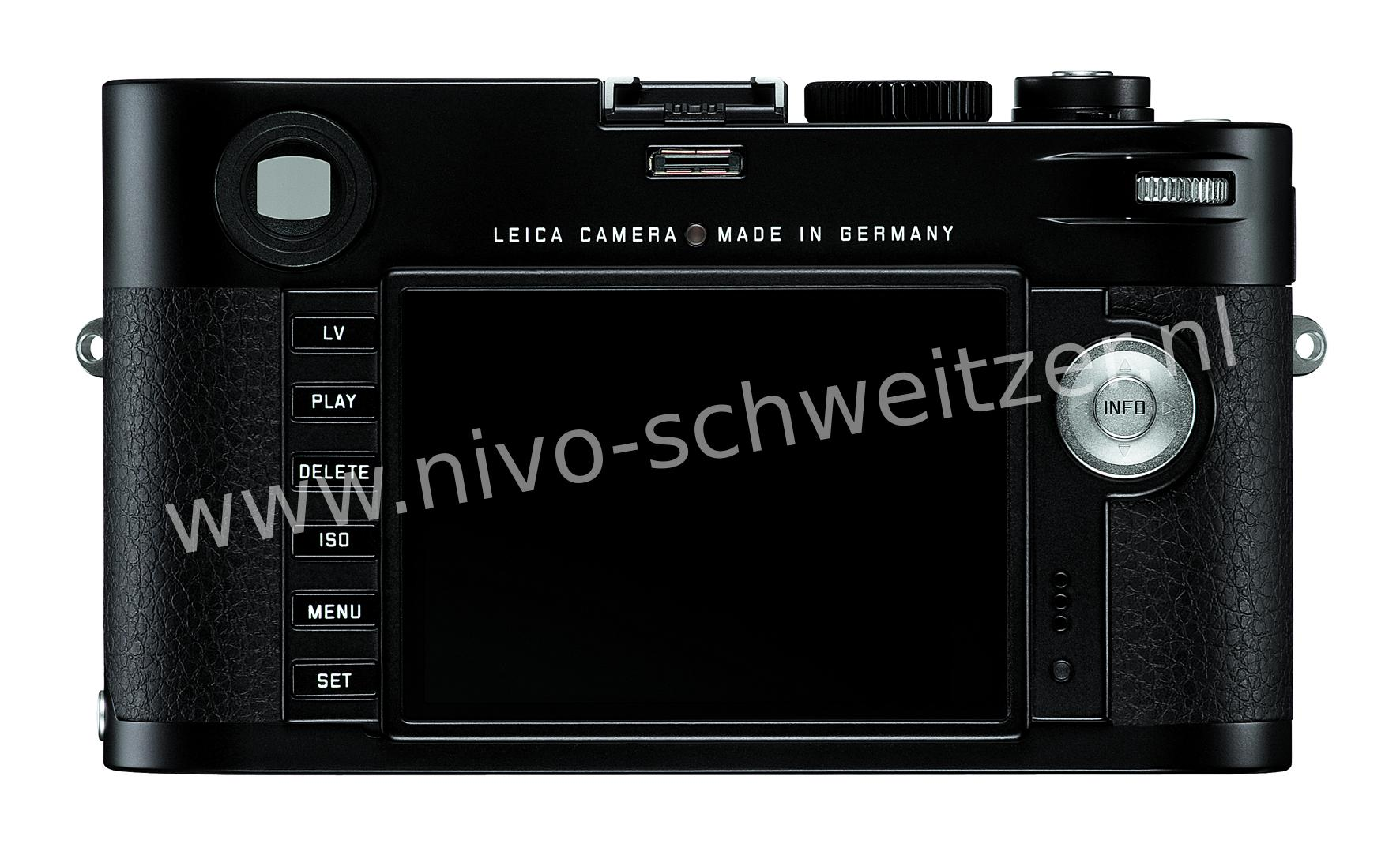 LEICA 10770 M [typ240] body, black paint finish   [nml]