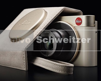 LEICA 18784 C-Twist wrap-araound tas, light gold   [NML]
