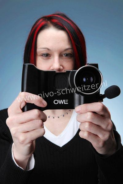 OWLE Bubo voor de iPhone 3G,3GS