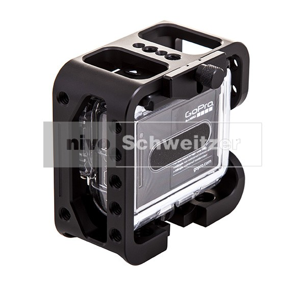 Redrock Micro 3-137-0001 Cobalt Cage For GoPro Hero3