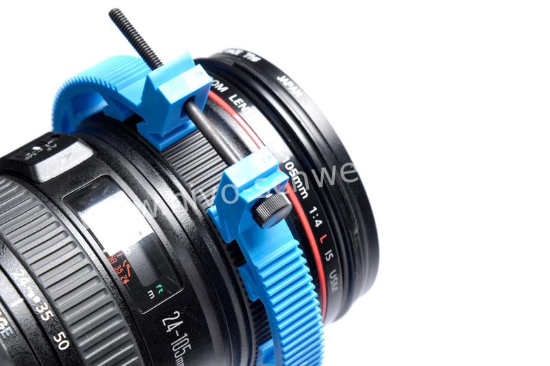 Redrock Micro 3-200-0014 microLensGear BLUE Size A Mod .8 32 Pitch