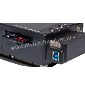 Sound Devices PIX-CADDY 2.5SSD Drive caddy voor de PIX-220/240 met FW800,USB 3, eSATA interface