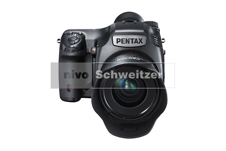 PENTAX 645Z kit [body + D-FA 645 55mm/2.8] CMOS-sensor