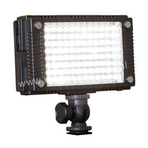 F&V Z96 Kit 96-LED Video Light with 2 Filters for Camera/Camcorder (5 x AA) Sony L accu