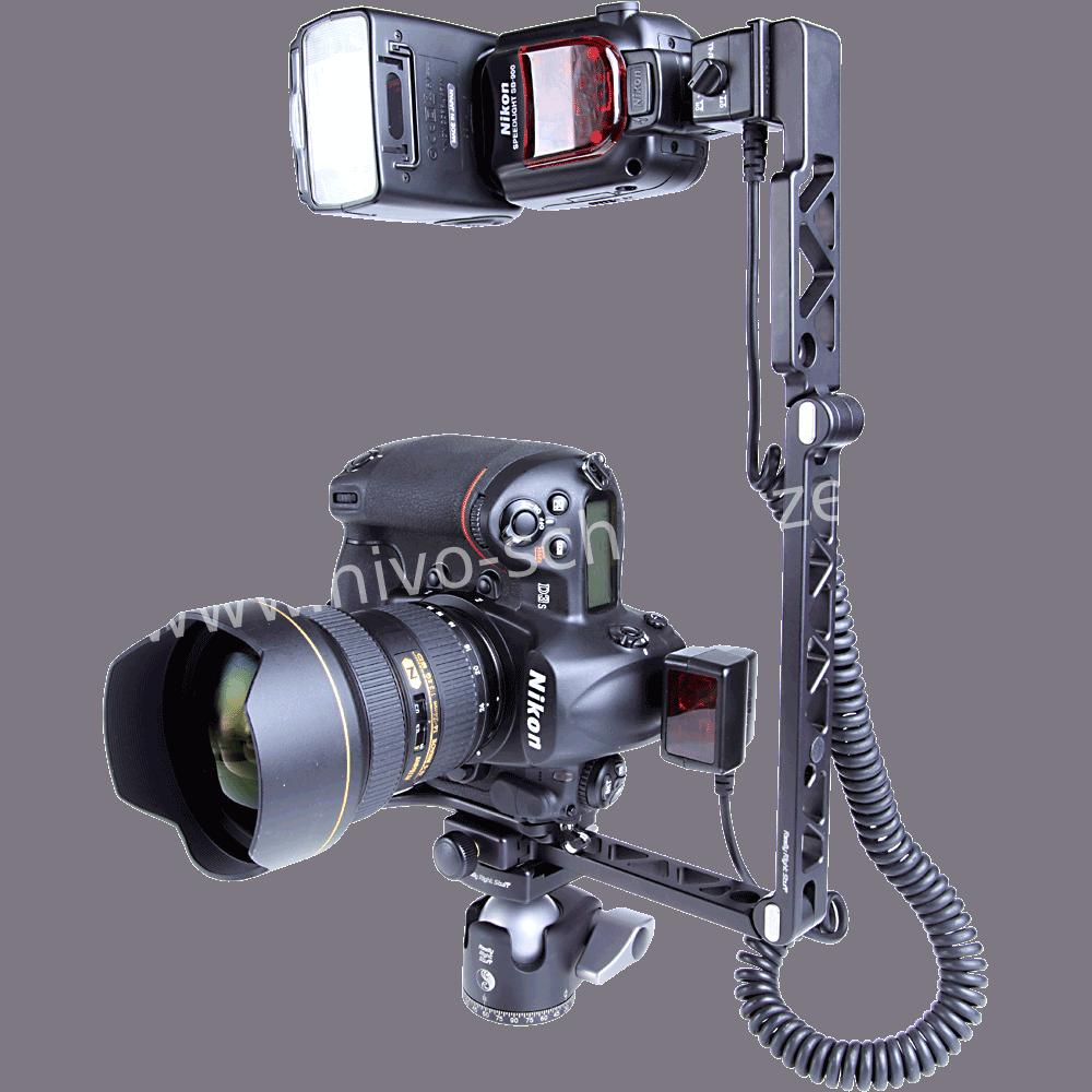 REALLY RIGHT STUFF WPF-QR wedding pro flash bracket with quick r