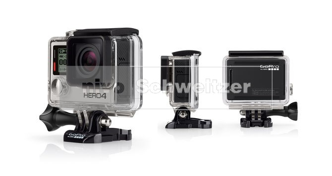 GOPRO Hero4 black adventure camera [DGCHDHX-401]