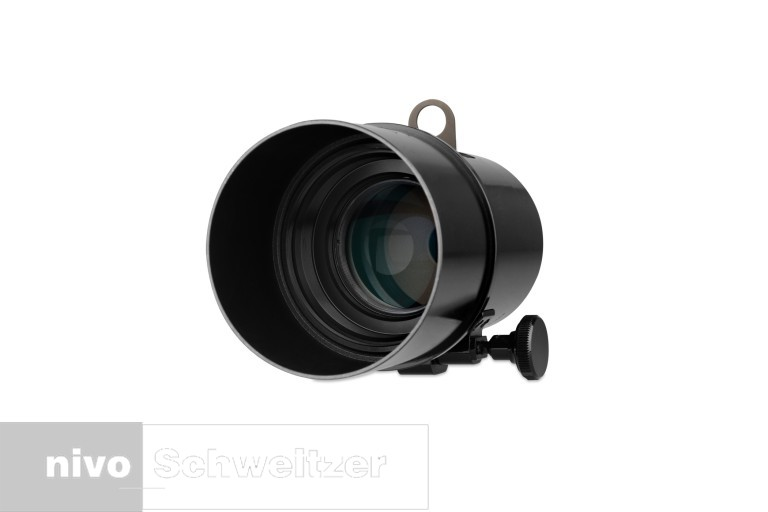 LOMOGRAPHY New Petzval Art lens 85mm/2.2 [Canon EF-mount], zwart