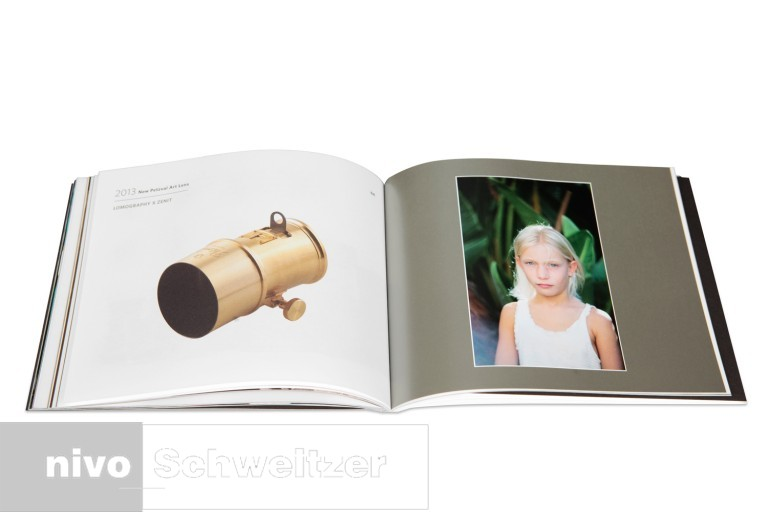 LOMOGRAPHY New Petzval Art lens 85mm/2.2 [Nikon F-mount], messing