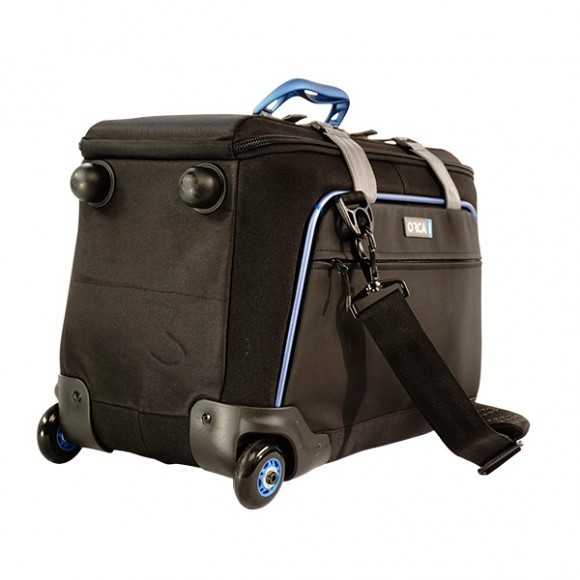 ORCA OR-10 shoulder camera bag  with built in Trolley
