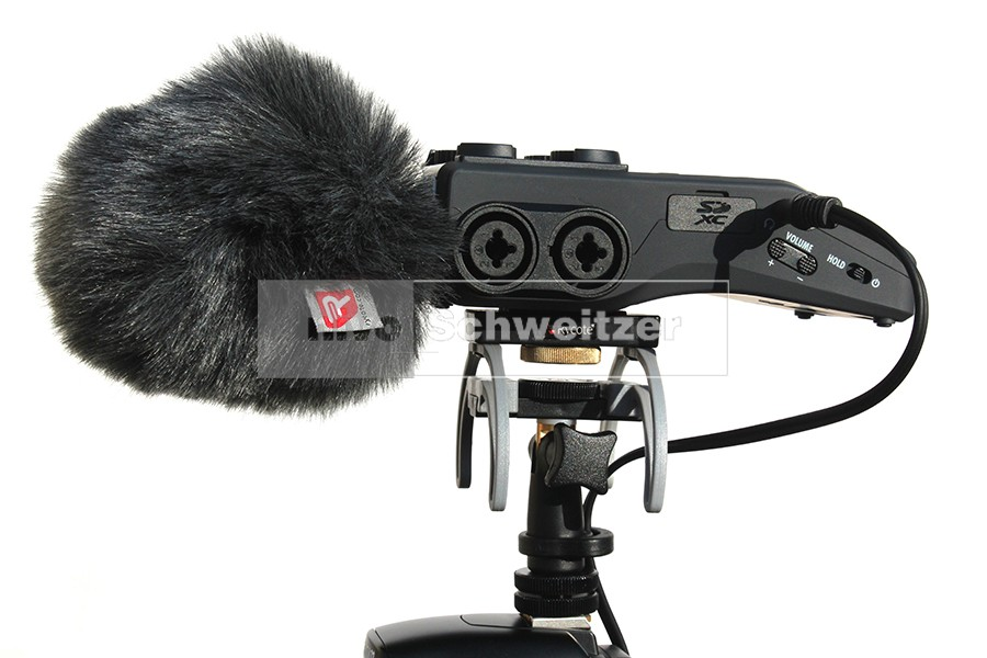 RYCOTE 041130 Portable Recorder Suspension HD (gewicht hoger dan 300g)