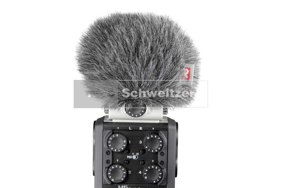 RYCOTE 055454 Mini Windjammers Zoom H6