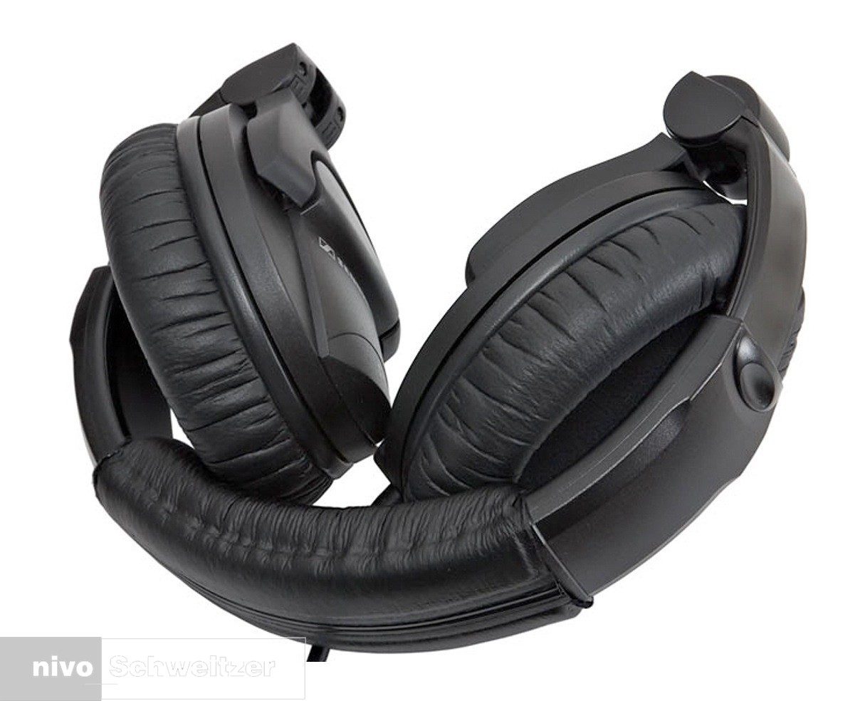 SENNHEISER 506845 HD280 Pro monitoring headphone, zwart [over-ear]