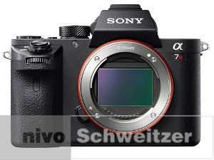 SONY Alpha A7r II body [full-frame Sony E-mount]