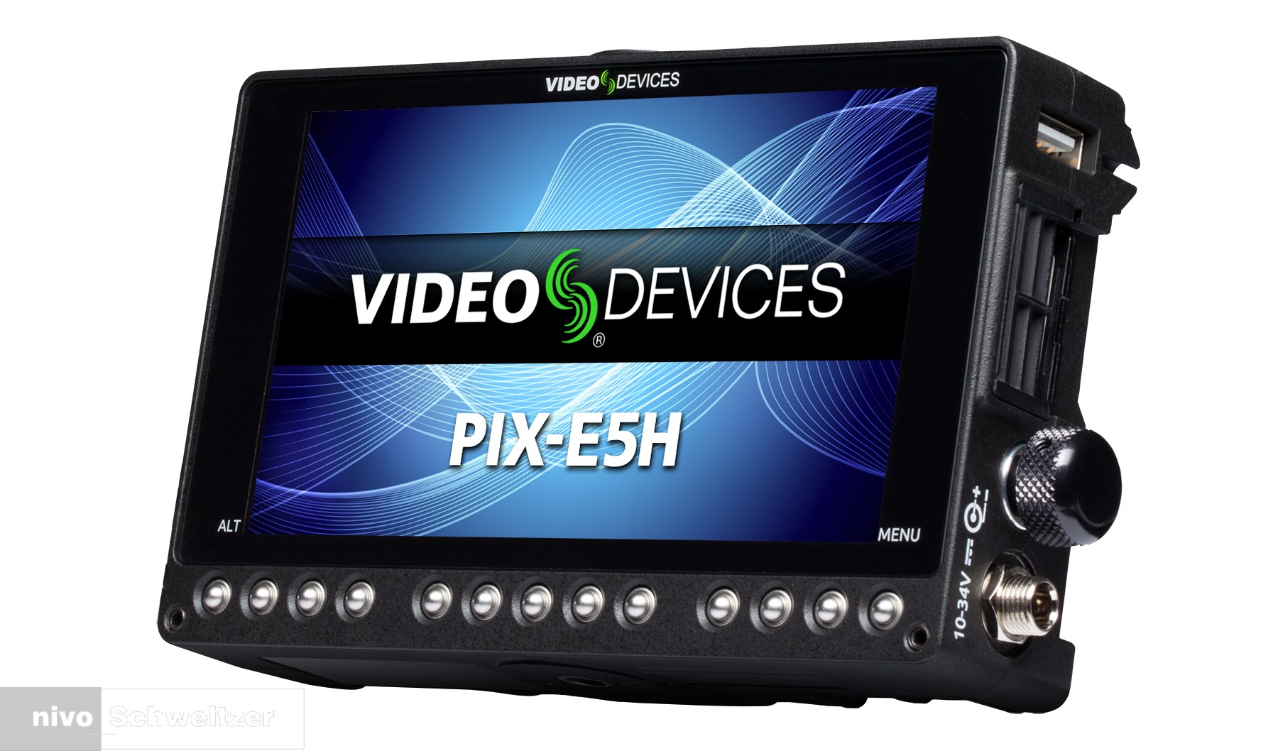 Video Devices PIX-E5H 51920x1080/HDMI/recorders, Apple ProRes 422HQ,  supports 4K
