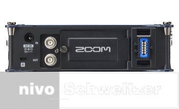 ZOOM F8 multitrack field recorder, EOL