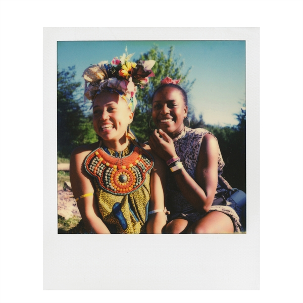 * POLAROID originals Color I-type instant film - white frame [Polaroid I-type/OneStep2 camera]