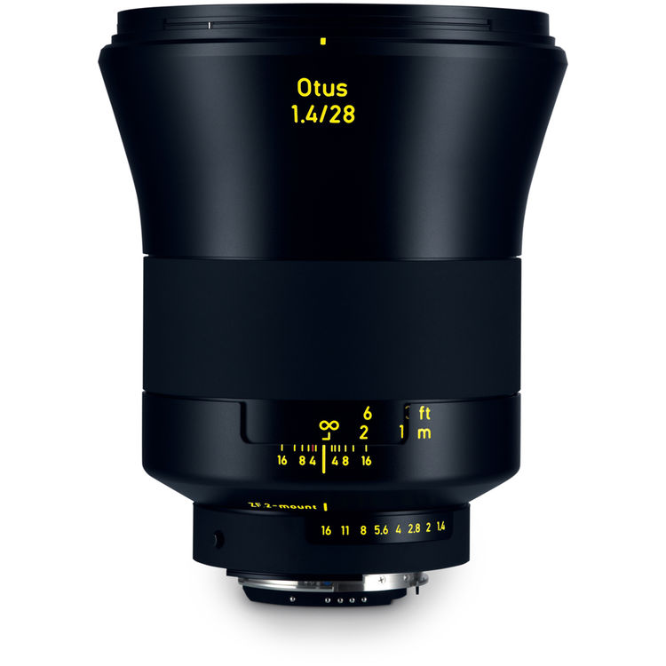 ZEISS Otus ZF.2  28mm/1.4 Apo-Distagon T* [Nikon AiS bajonet - manual focus]   E95