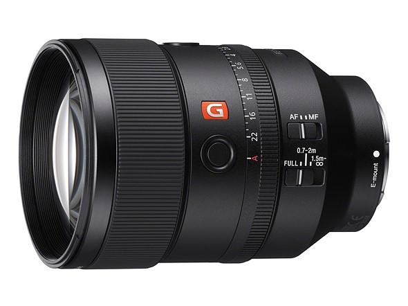 SONY FE 135mm/1.8 G-Master [full-frame Sony E-mount]   E82