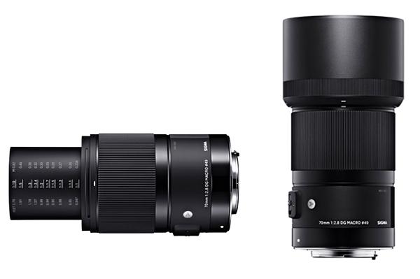 SIGMA 70mm/2.8 DG Macro HSM | ART [full-frame Sony E-mount] E49