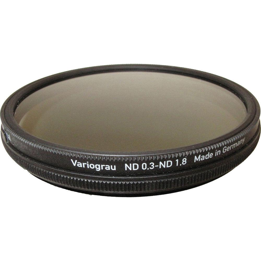 HELIOPAN filter Vario ND 0.3-1.8 [1-6 stop] slim > 55x0,75