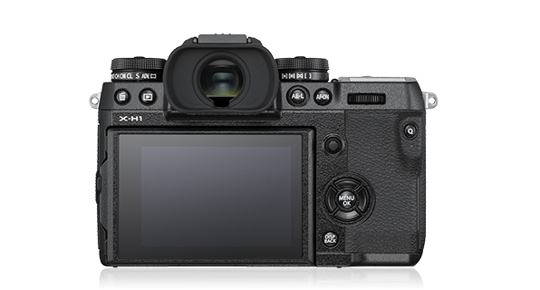 FUJI Fujifilm X-H1 body black