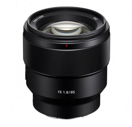SONY FE  85mm/1.8 G [full-frame Sony E-mount]   E67